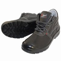 Ботинки кожаные пу мп