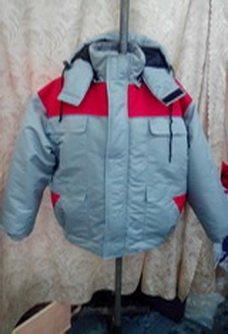 Куртка Водитель