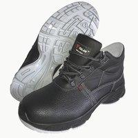 Ботинки кожаные пу-пу мп